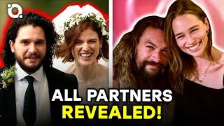 Game of Thrones: The RealLife Couples Revealed | ⭐OSSA