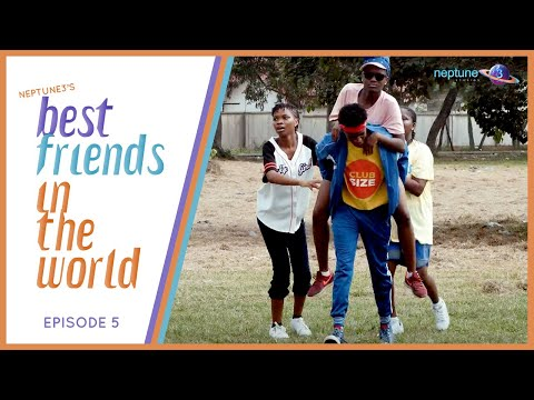Best Friends In The World | EP5 - The Game's Afoot
