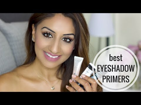 Best Eye shadow Primers