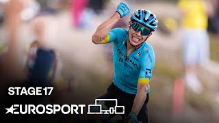 Tour de France 2020 - Stage 17 Highlights | Cycling | Eurosport