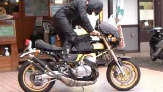 KAWASAKI H2 Kawasaki H1 マッハ 500改 750 zenshin ゼンシン カスタム