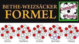 Bethe-Weizsäcker Formel (Ad Math#29) [Compact Physics] Thumbnail