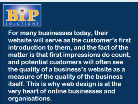 BiP Solutions explains the importance of projecting a professional image online