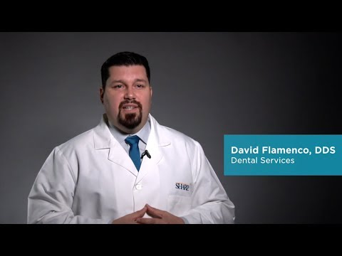 Dr. David Flamenco, Dental Services