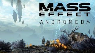 MASS EFFECT ANDROMEDA - O Início de Gameplay, em Português PT-BR!