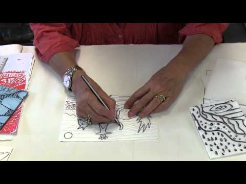 Print Making For All Ages - Foam Printing