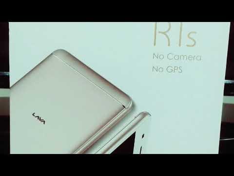 Lava R1s No Camera No GPS Smartphone 4g Lte | Without Camera Smartphone, Non Camera Smartphone