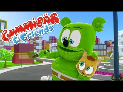 """Gummy Bear Show 36 """"LUCKY CHARM"""" Gummibär And Friends"""