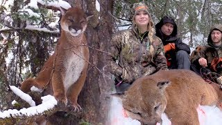 Brittany Kichton Takes On a Mountain Lion and the Hunt of Her Dreams