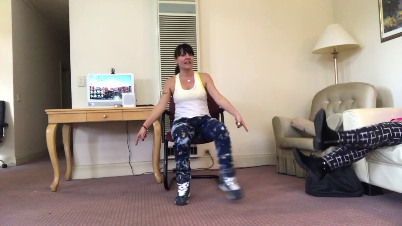 chair exercise justin timberlake pedro friedeberg hand zumba gold youtube