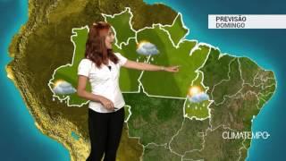 Previsão Norte - RO ainda com chuva volumosa