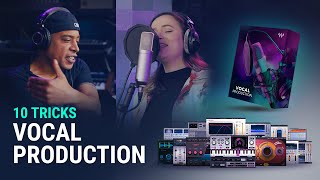 10 Tricks for AMAZING Vocal Production