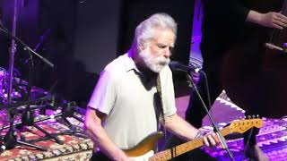 Bob Weir and Wolf Bros - New Speedway Boogie (Ace Theater, Los Angeles CA 10/18/18)