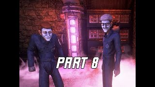 WE HAPPY FEW Walkthrough Part 8 - Great Sink (PC Let's Play Commentary)