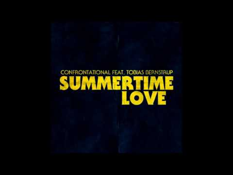 CONFRONTATIONAL Feat. Tobias Bernstrup - SUMMERTIME LOVE