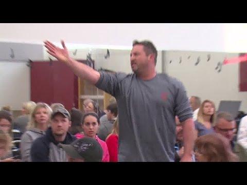 Canal Fulton coach, school officials under fire