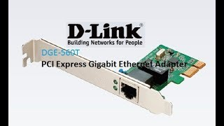 D-LINK Ethernet DGE 560T by Baren (Review)