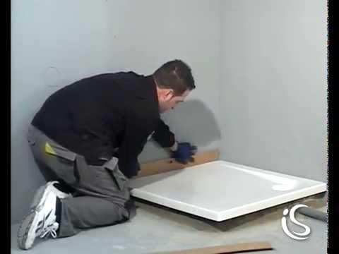 Installazione Box Doccia Costo.Piatto Doccia Ultra Flat Youtube