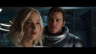 Passengers starring Jennifer Lawrence