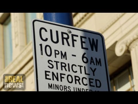 The ACLU and the Baltimore Curfew Law's Lead Sponsor Go Head to Head on the Issue