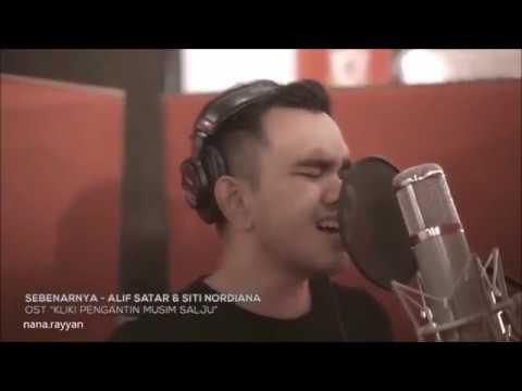 BTS Sebenarnya - Alif Satar & Siti Nordiana (ERA FM)