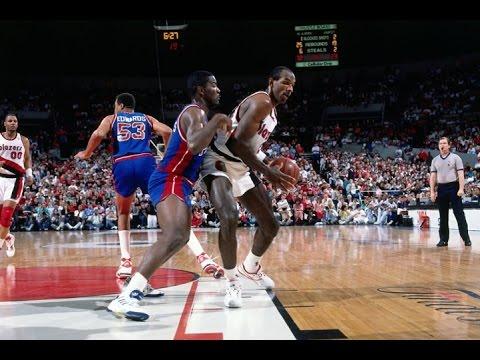 1990 NBA Champions - Detroit Pistons - Pure Pistons