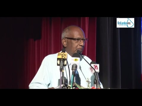 Constitution. Reconciliation and You - Dr. K. Vigneswaran