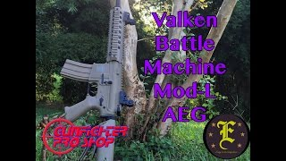 Valken battle machine mod-l aeg review