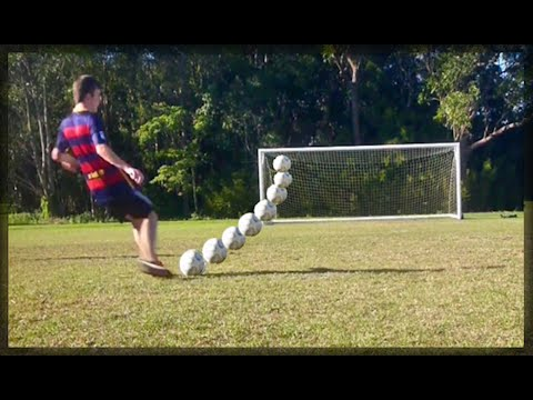 RECREATING FAMOUS FOOTBALL GOALS!