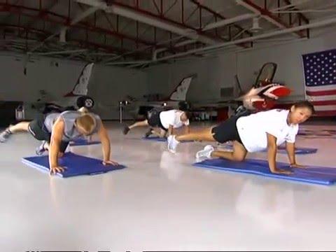 Military Fitness - Full Body Calisthenics