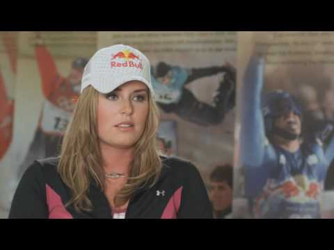 Lindsey Vonn Exclusive Under Armour Work Out