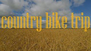 country bike trip. (велопоход по Кировский области)