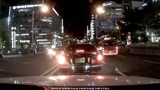 에어포인트  GPASS  AP1000  야간주행영상1