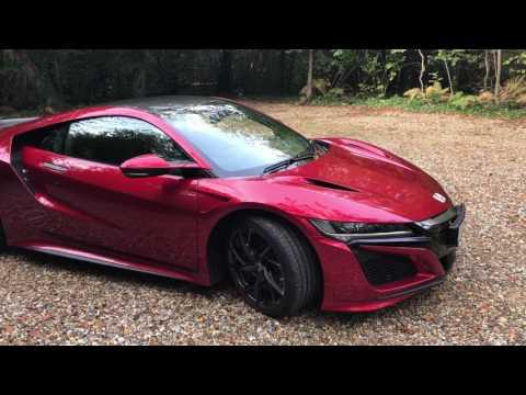 2017 Honda Acura NSX First Drive and Walkaround