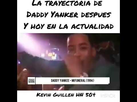 👏La trayectoria de Daddy Yankee despues y hoy en la actualidad👏