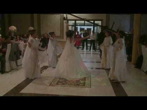 Армянские танцы,Ансамбль Урарту РОстов-на-Дону танец невесты Harsi Par