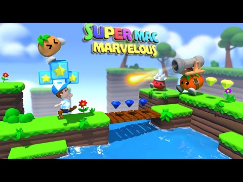 Super Mac Marvelous For Pc - Download For Windows 7,10 and Mac