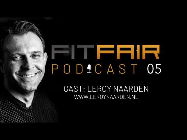 In gesprek met vitaliteitscoach Leroy Naarden