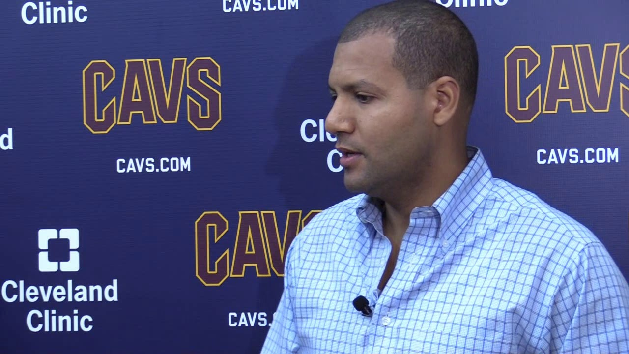 69099e548 Cleveland Cavaliers GM Koby Altman on whether drafting Collin Sexton  influences LeBron James