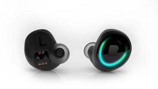 The Dash - The World's First Wireless Smart In Ear Headphones