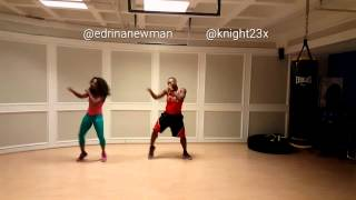 Blow The Whistle Hip Hop Kickboxing Workout