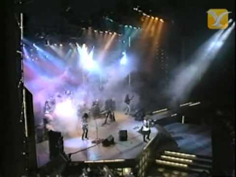 Miguel Mateos, Obsesion, Festival De Viña 1991