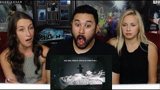 5 MOST HAUNTED CHILDREN'S TOYS EVER MADE REACTION & REVIEW!!!