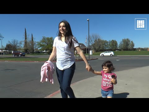 Woodland Teen Mom Overcomes Obstacles