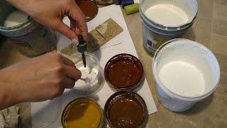 видео Как покрасить стены своими руками: выбор состава и правила нанесения