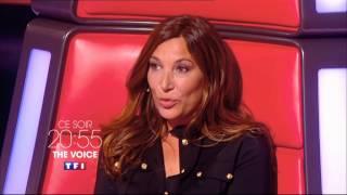 the voice la plus belle voix ce soir 20h55  10 1 2015