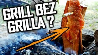 Jak zrobić grilla bez grilla w lesie - Urbex History
