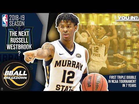Meet The Next Great NBA Point Guard: Ja Morant thumbnail