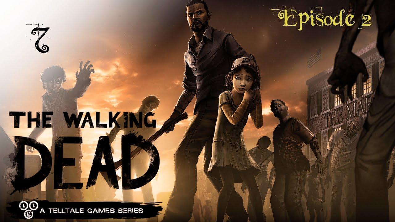 Bs To The Walking Dead Staffel 2