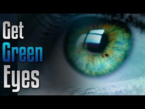 Brainwave Entrainment Get Green eyes ultra biokinesis Recording by Simply Hypnotic